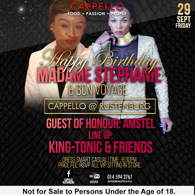 Madame Stephanie Rustenburg 28 Sept Thurs post (1)