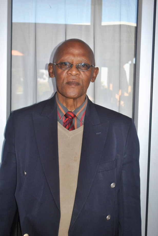 Kgosi Godfrey Maselwane